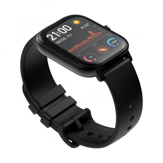 Reloj Inteligente Xiaomi Amazfit GTS color Negro Obsidiana