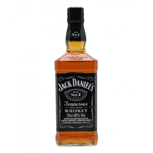 Botella de Whisky Jack Daniels Old. No.7