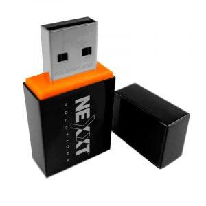 Adaptador de Red Wifi USB Lynx 301 N300 marca Nexxt