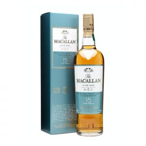Botella de Whisky Macallan 15 Yo Fine Oak Box 40%