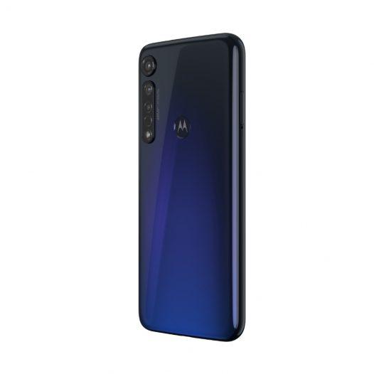 "Celular Motorola G8 Plus 4GB RAM 64GB 6.3"" 48Mgplx color Azul Grafeno"