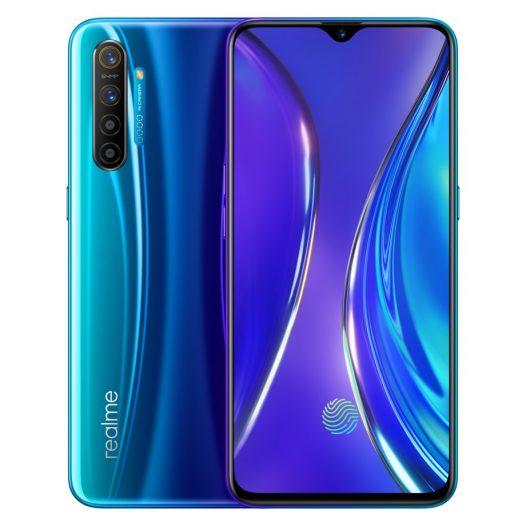 """Celular Realme XT 8GB RAM 128GB 64Mgpxl 6.4"""" Color Azul DualSIM"""