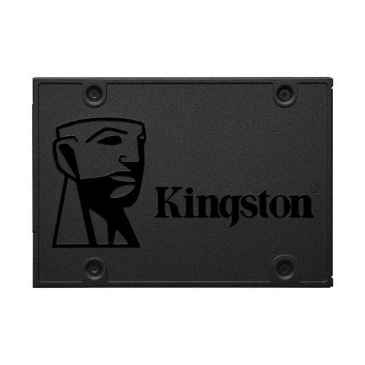 Unidad de Estado Solido de 120GB marca Kingston SSDNow A400
