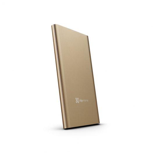 Powerbank Enox de 5000mAh Color Dorado marca Klip Xtreme