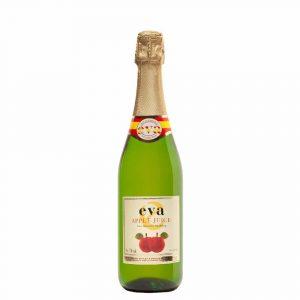 Botella de Vino Espumoso Sin Alcohol Eva Espumante De Jugo Uva Blanca - Uva - Español
