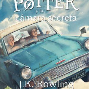 Harry Potter y la Cámara Secreta editorial Salamandra