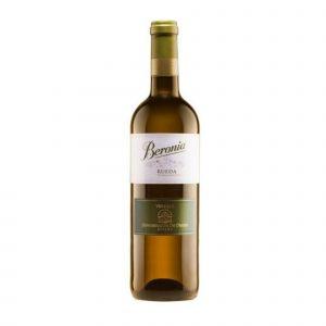 Botella de Vino Blanco Beronia Rueda - Verdejo - España - Rueda