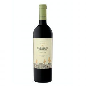 Botella de Vino Tinto El Esteco Chañar Punco - Malbec / Cabernet Sauvignon - Argentina - Valles Calchaquíes