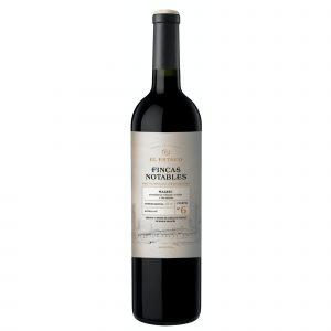 Botella de Vino Tinto El Esteco Fincas Notables - Malbec - Argentina - Fincas Notables