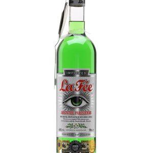 Botella de Licor La Fee Absinthe Parisienne