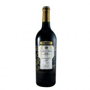Botella de Vino Tinto Marques De Riscal Gran Reserva - Tempranillo - España - Rioja
