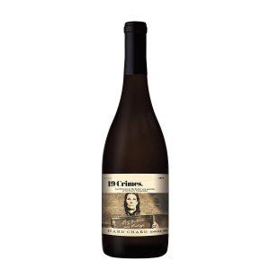 Botella de Vino Blanco 19 Crimes Hard Chard - Chardonnay - Australia - 19 Crimes