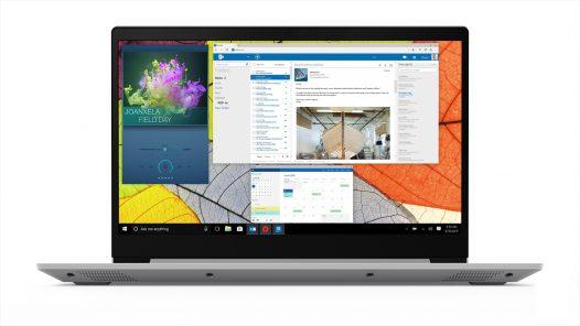 "Laptop Lenovo IdeaPad S145 A4-9125 4GB 500GB 14"" Windows 10 Home color Plateado"