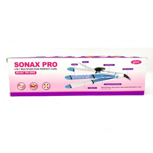 Plancha Multifuncional  4 en 1 Sonax PRO