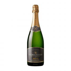 Botella de Vino Espumante Gloria Ferrer Va De Vi - Pinot Noir - USA - Napa Valley