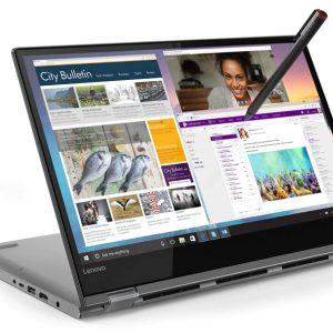 Laptop Lenovo Yoga 530 Ryzen 5 2500U 8GB RAM 256GB SSD Win 10 Home Color Negro