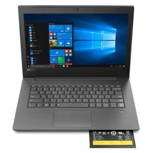 "Laptop Lenovo V330 i5-8250U 8GB 1TB 14"" Win10 Pro Color Gris"