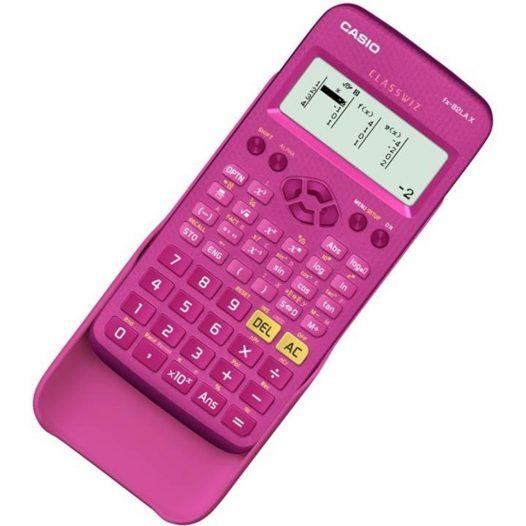 Calculadora Científica Classwiz fx-82LA X-PK - Color Azul - 275 Funciones - Marca Casio