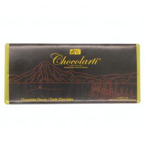 Barra de Chocolate Oscuro de 90gr marca Chocolarti