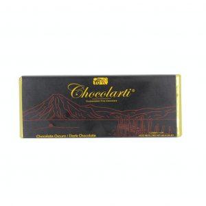 Barra de Chocolate Oscuro de 45gr marca Chocolarti