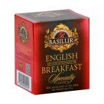 Caja de Té English Breakfast marca Basilur – 10 unidades
