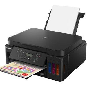 Impresora Multifuncional con Sistema Continuo Canon G6010