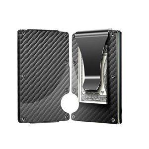Slim wallet Simple (negra)