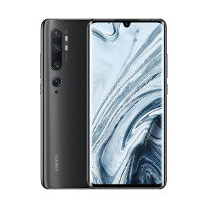 Celular Xiaomi Mi Note 10 6GB RAM 128GB 108 Megapixeles Liberado DualSIM Color Negro (Versión Global)