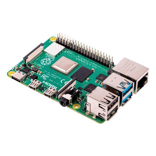 Raspberry Pi 4 Computer Modelo B 4GB RAM