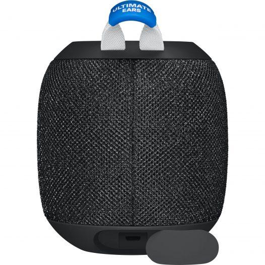 Bocina Bluetooth Wonderboom 2 resistente al agua marca Ultimate Ears color Negro