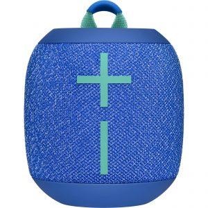 Bocina Bluetooth Wonderboom 2 resistente al agua marca Ultimate Ears color Azul