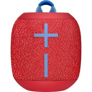 Bocina Bluetooth Wonderboom 2 Resistente al agua marca Ultimate Ears color Rojo