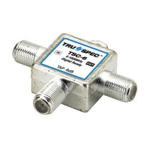 """Acoplador direccional tipo """"T"""", de 16 dB de atenuación, con caja soldada"""