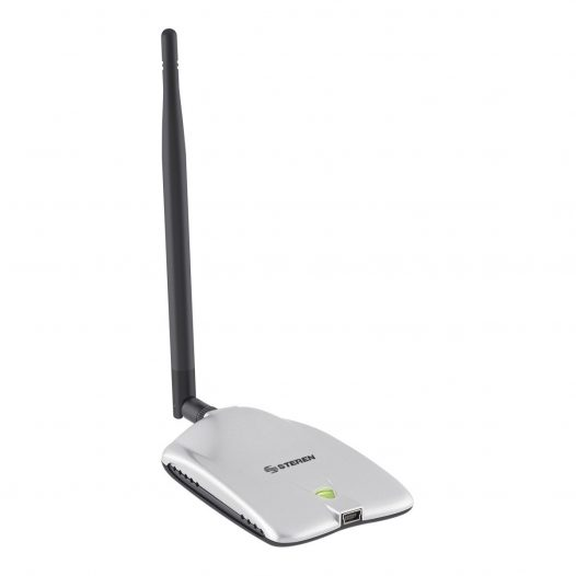 Adaptador USB Wi-Fi Rompe Muros marca Steren
