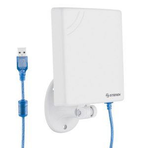 Antena de Red USB Wi-Fi para Intemperie N150 marca Steren