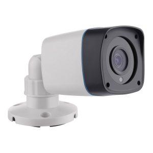 Cámara de seguridad CCTV digital Full HD tipo mini bala tetrahíbrida marca Steren