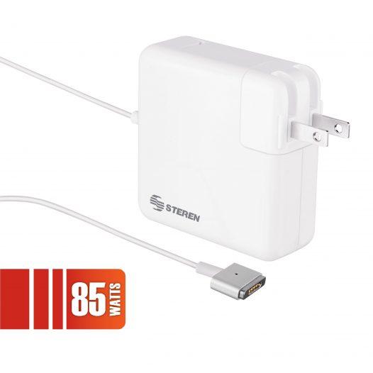 "Cargador para MacBook Pro 15"" con conector MagSafe 2 de 85 W marca Steren"