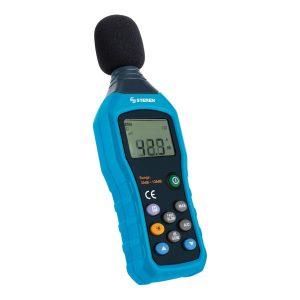 Decibelímetro Digital Profesional (Sonómetro) marca Steren