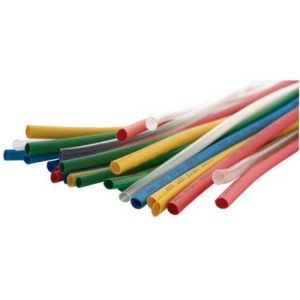 """Kit Thermofit de 1/8"""" de colores (tubo termoretráctil)"""