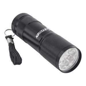Mini linterna de luz UV
