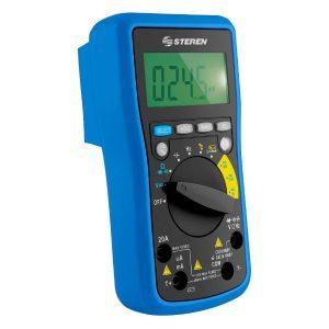 Multímetro Profesional Bluetooth marca Steren