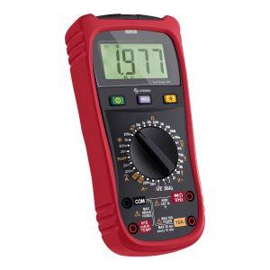 Multímetro Profesional con Detector de Voltaje marca Steren