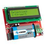 Probador / Identificador de Componentes electrónicos marca Steren