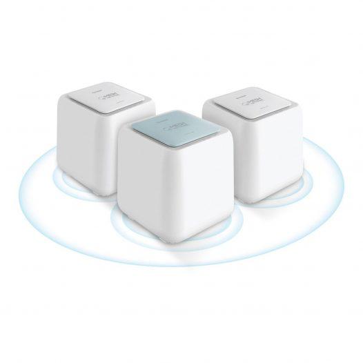 Sistema Smart Wi-Fi MESH marca Steren