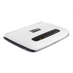 Switch Gigabit Ethernet de 8 puertos marca Steren