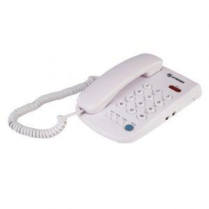 Teléfono con teclado grande