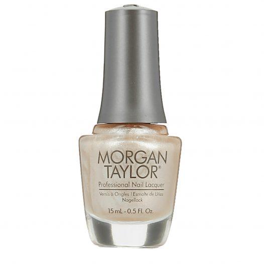 Esmalte para uñas Adorned in Diamonds marca Morgan Taylor