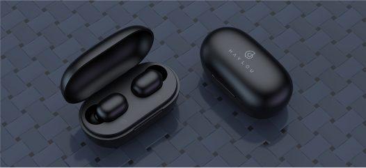 Audifonos Inalambricos Haylou GT1 PRO color Negro