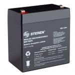 Batería Sellada de ácido-plomo, 12 Vcc 4 Ah marca Steren