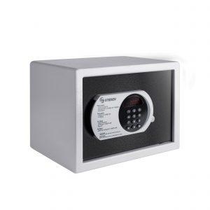 Caja Fuerte Electrónica tipo Hotelera marca Steren